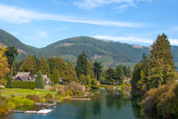 Thumbnail of the Cowichan River